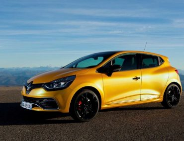 Renault Clio Sport Coupe