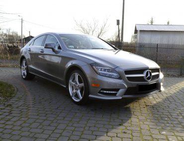 Mercedes CLS-Klasse