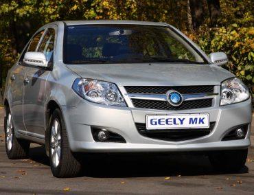 Geely MK