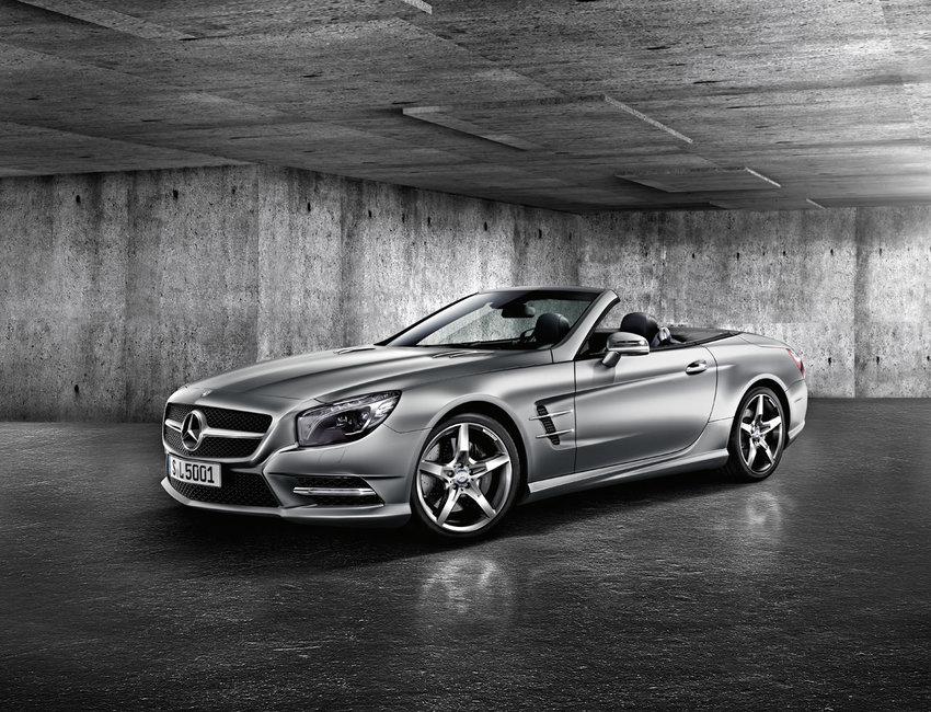 Mercedes SL-Class