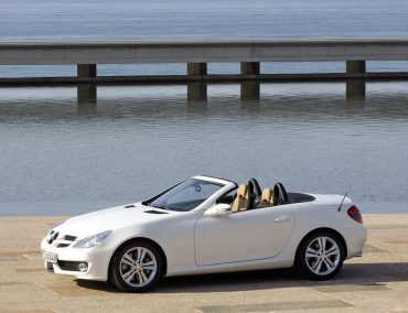 Mercedes SLK-Klasse