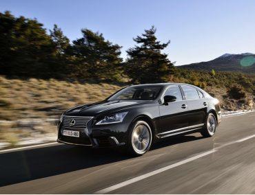 Lexus LS IV