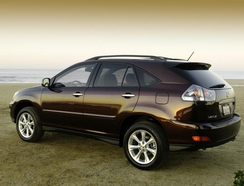 Lexus RX II