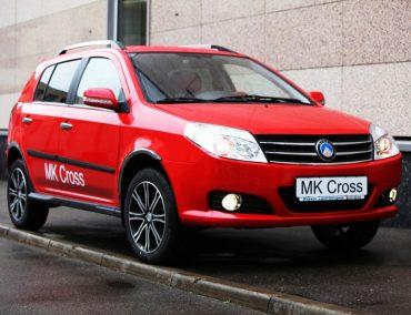 Geely MK Cross
